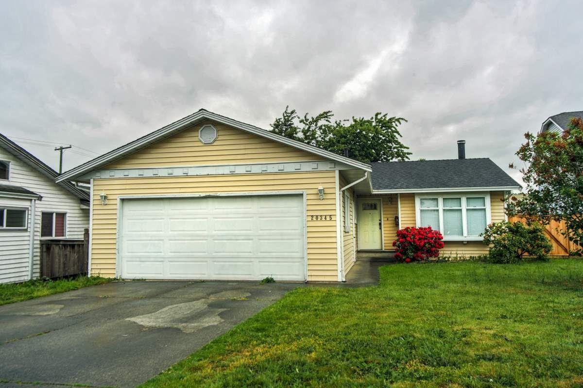 Main Photo: 20345 115 Avenue in Maple Ridge: Southwest Maple Ridge House for sale : MLS®# R2072649