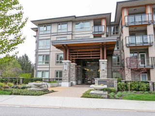 """Photo 1: 211 3399 NOEL Drive in Burnaby: Sullivan Heights Condo for sale in """"CAMERON"""" (Burnaby North)  : MLS®# R2465888"""