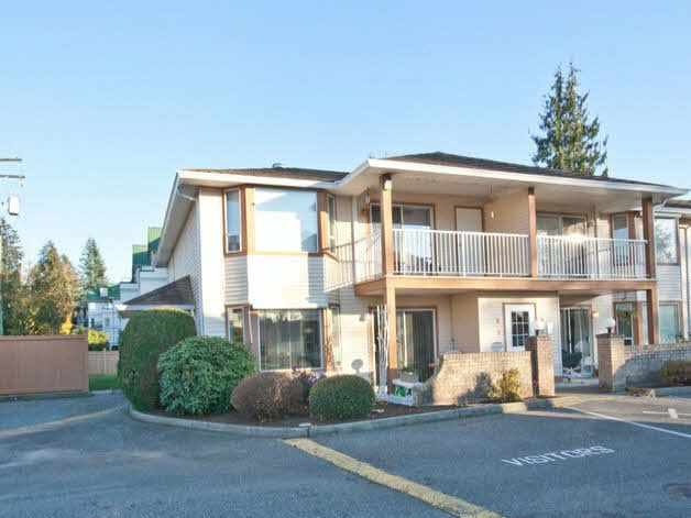 """Main Photo: 11 2456 WARE Street in Abbotsford: Central Abbotsford Townhouse for sale in """"Summerset Place"""" : MLS®# F1427121"""