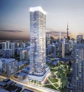 Photo 1: 5012 11 Wellesley Street in Toronto: Bay Street Corridor Condo for lease (Toronto C01)  : MLS®# C5314764
