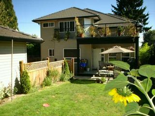 Photo 4: 2011 DUBLIN ST in New Westminster: West End NW House for sale : MLS®# V610561