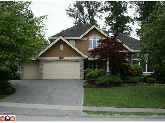 Main Photo: 3733 DEVONSHIRE Drive in Surrey: Morgan Creek House for sale (South Surrey White Rock)  : MLS®# F1214686