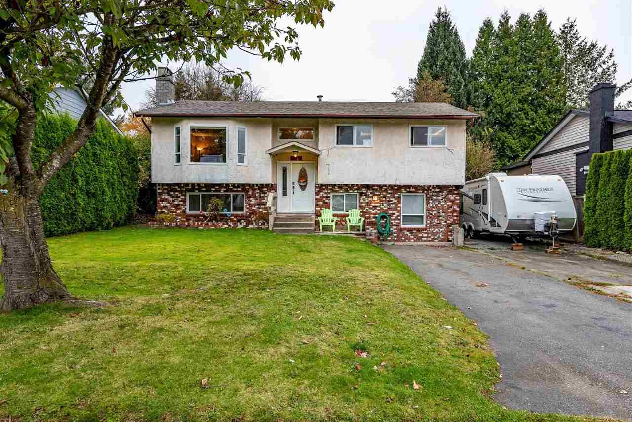 Main Photo: 26447 28B Avenue in Langley: Aldergrove Langley House for sale : MLS®# R2512765