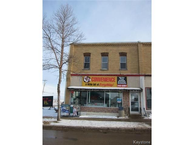 Main Photo: 427 Main Street in MANITOU: Manitoba Other Industrial / Commercial / Investment for sale : MLS®# 1504653