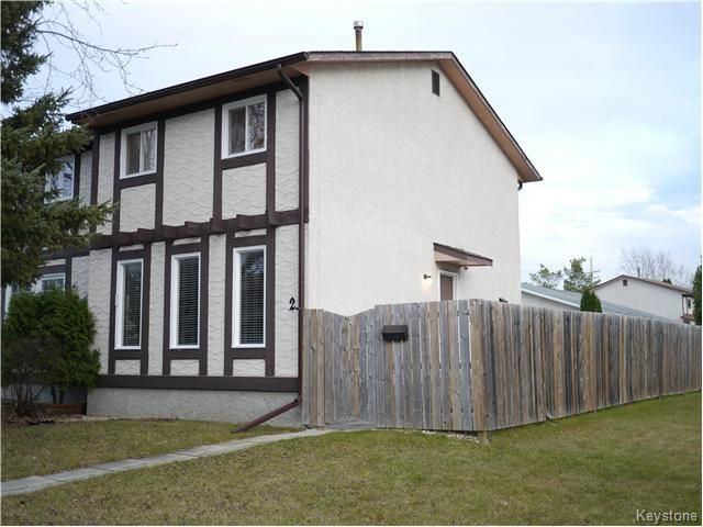 Main Photo: 2 Lake Fall Place in Winnipeg: Waverley Heights Residential for sale (1L)  : MLS®# 1625936