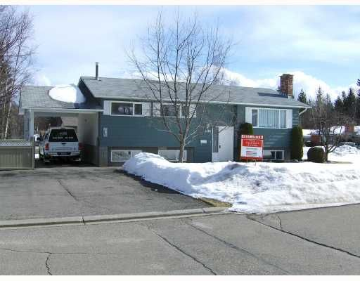 """Main Photo: 8190 PRINCE EDWARD Crescent in Prince_George: Lower College House for sale in """"LOWER COLLEGE"""" (PG City South (Zone 74))  : MLS®# N180525"""
