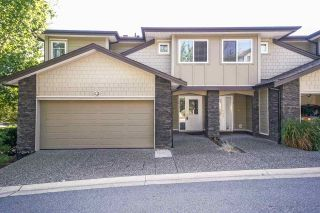 "Photo 1: 4 22865 TELOSKY Avenue in Maple Ridge: East Central Townhouse for sale in ""WINDSONG"" : MLS®# R2496443"