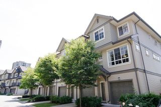 """Photo 2: 82 9088 HALSTON Court in Burnaby: Government Road Townhouse for sale in """"TERRAMOR"""" (Burnaby North)  : MLS®# V962048"""