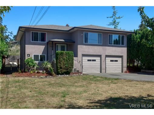 Main Photo: 1120 Loenholm Rd in VICTORIA: SW Northridge House for sale (Saanich West)  : MLS®# 738051