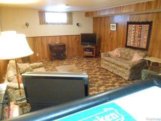 Photo 13: 4 Venus Bay in WINNIPEG: Manitoba Other Residential for sale : MLS®# 1326543