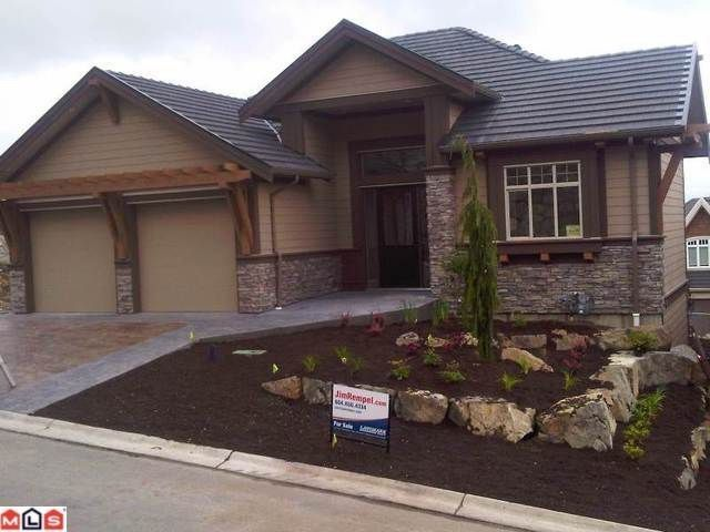 Main Photo: 4 35520 MAHOGANY Drive in Abbotsford: Abbotsford East House for sale : MLS®# F1123766