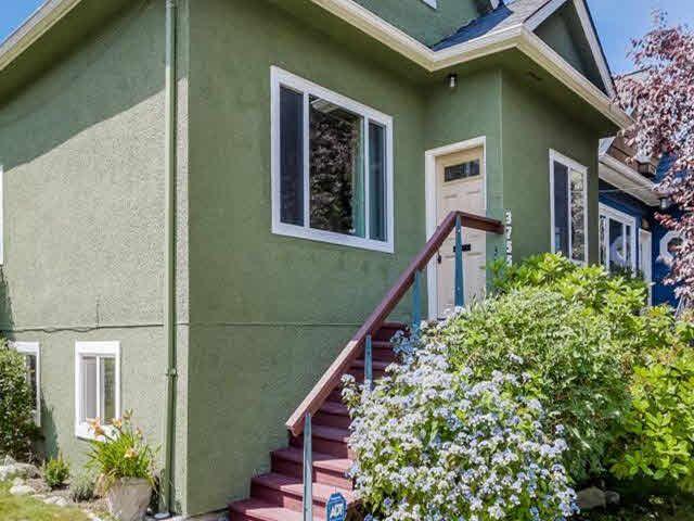 Main Photo: 3755 SOPHIA STREET in : Main House for sale : MLS®# V1129417