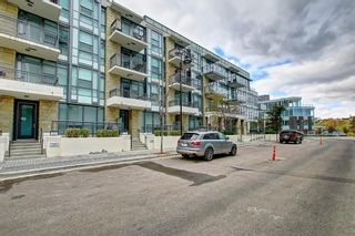 Photo 2: 114 51 WATERFRONT Mews SW in Calgary: Chinatown Apartment for sale : MLS®# C4301606