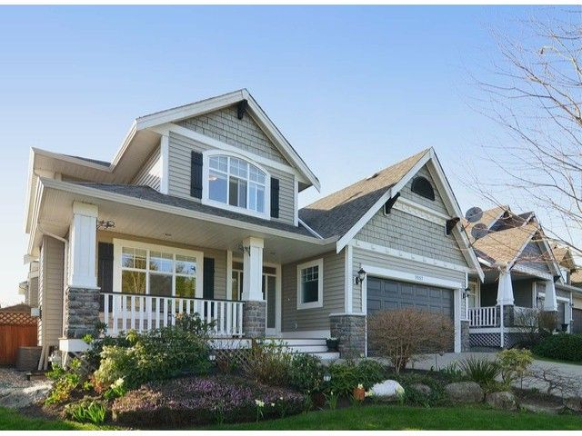 Main Photo: 7057 196B ST in Langley: Willoughby Heights House for sale : MLS®# F1306786