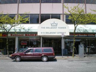 """Photo 14: # 1107 - 615 Belmont Street in New Westminster: Uptown NW Condo for sale in """"BELMONT TOWERS"""" : MLS®# V830209"""