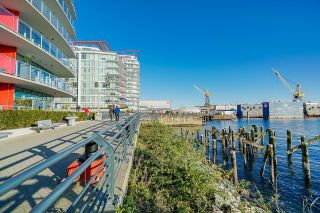 """Photo 29: 403 172 VICTORY SHIP Way in North Vancouver: Lower Lonsdale Condo for sale in """"Atrium"""" : MLS®# R2625786"""