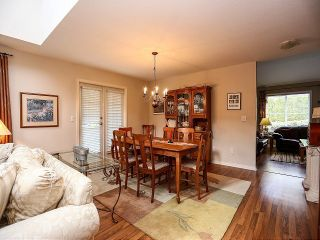 """Photo 3: 12 16995 64TH Avenue in Surrey: Cloverdale BC Townhouse for sale in """"The Lexington"""" (Cloverdale)  : MLS®# F1314303"""