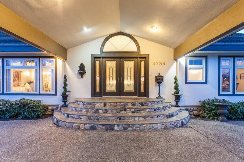 "Main Photo: 2733 170 Street in Surrey: Grandview Surrey House for sale in ""GRANDVIEW ESTATES"" (South Surrey White Rock)  : MLS®# R2135605"