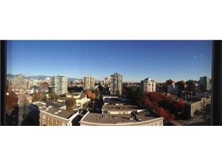 Photo 2: # 1002 1405 W 12TH AV in Vancouver: Fairview VW Condo for sale (Vancouver West)  : MLS®# V1034032