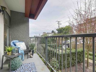 "Photo 12: 307 2120 W 2ND Avenue in Vancouver: Kitsilano Condo for sale in ""ARBUTUS PLACE"" (Vancouver West)  : MLS®# R2240959"