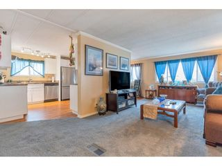 """Photo 4: 34 8254 134 Street in Surrey: Queen Mary Park Surrey Manufactured Home for sale in """"WESTWOOD ESTATES"""" : MLS®# R2586681"""
