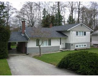 "Photo 1: 4407 WILDWOOD in Burnaby: Garden Village House for sale in ""Garden Village"" (Burnaby South)  : MLS®# V759785"