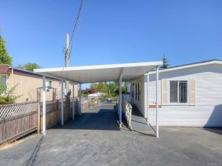 Photo 1: 730 Kasba Cir in PARKSVILLE: PQ French Creek Manufactured Home for sale (Parksville/Qualicum)  : MLS®# 805338