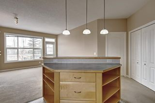 Photo 6: 91 Evercreek Bluffs Place SW in Calgary: Evergreen Semi Detached for sale : MLS®# A1075009