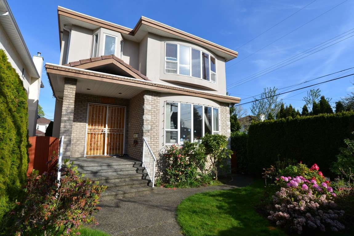 Main Photo: 7978 MONTCALM STREET in : Marpole House for sale : MLS®# R2055434