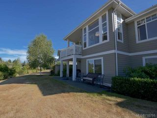 Photo 30: 1383 BRITANNIA DRIVE in PARKSVILLE: PQ Parksville Row/Townhouse for sale (Parksville/Qualicum)  : MLS®# 710791