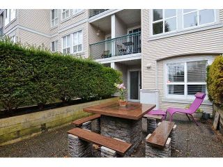 "Photo 11: 108 3278 HEATHER Street in Vancouver: Cambie Condo for sale in ""THE HEATHERSTONE"" (Vancouver West)  : MLS®# V1116295"