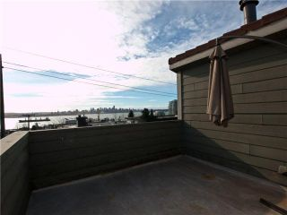 "Photo 9: 303 ST ANDREWS Avenue in North Vancouver: Lower Lonsdale Townhouse for sale in ""ST ANDREWS MEWS"" : MLS®# V867631"
