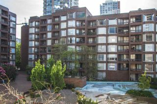 """Photo 8: 418 1330 BURRARD Street in Vancouver: Downtown VW Condo for sale in """"Anchor Point 1"""" (Vancouver West)  : MLS®# R2059401"""