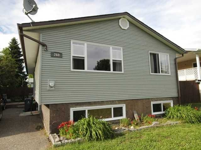 Main Photo: 260 MORAN Crescent in Prince George: Heritage House for sale (PG City West (Zone 71))  : MLS®# N211617