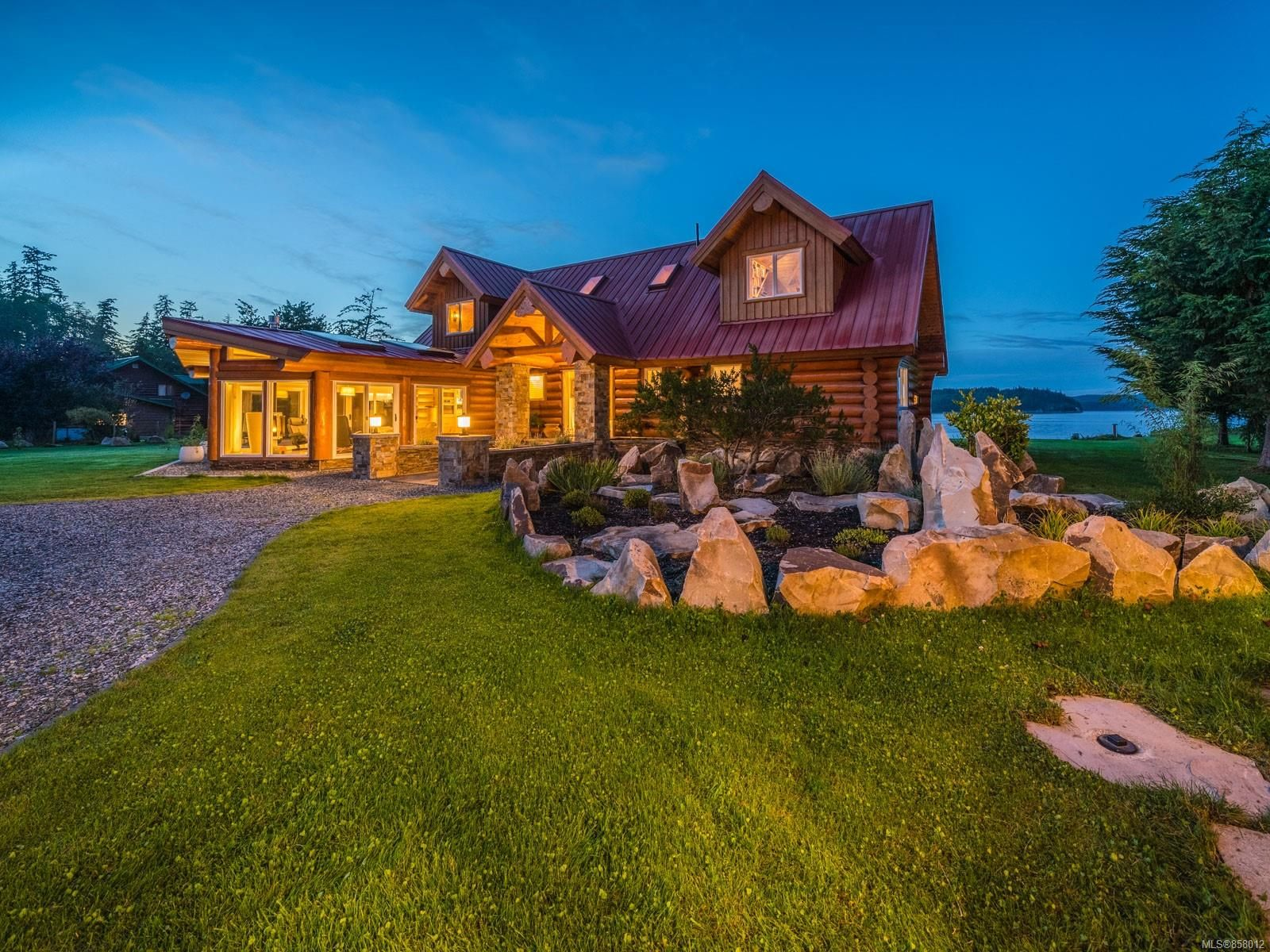 Photo 1: Photos: 6030 MINE Rd in : NI Port McNeill House for sale (North Island)  : MLS®# 858012