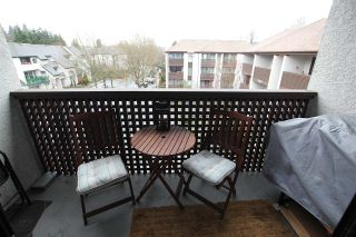 """Photo 9: 404 340 GINGER Drive in New Westminster: Fraserview NW Condo for sale in """"FRASER MEWS"""" : MLS®# R2565545"""