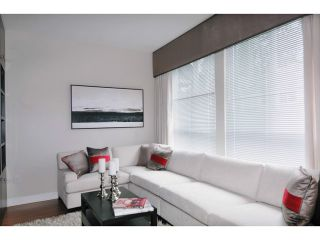 """Photo 8: 124 1480 SOUTHVIEW Street in Coquitlam: Burke Mountain Townhouse for sale in """"CEDAR CREEK"""" : MLS®# V1031667"""