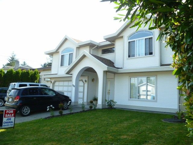 """Main Photo: 2181 WARE Street in Abbotsford: Central Abbotsford House for sale in """"NEW HOSPITAL - ABBY JUNIOR/SEN"""" : MLS®# F1418097"""
