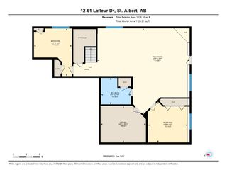 Photo 40: 12 61 Lafleur Drive: St. Albert House Half Duplex for sale : MLS®# E4228798