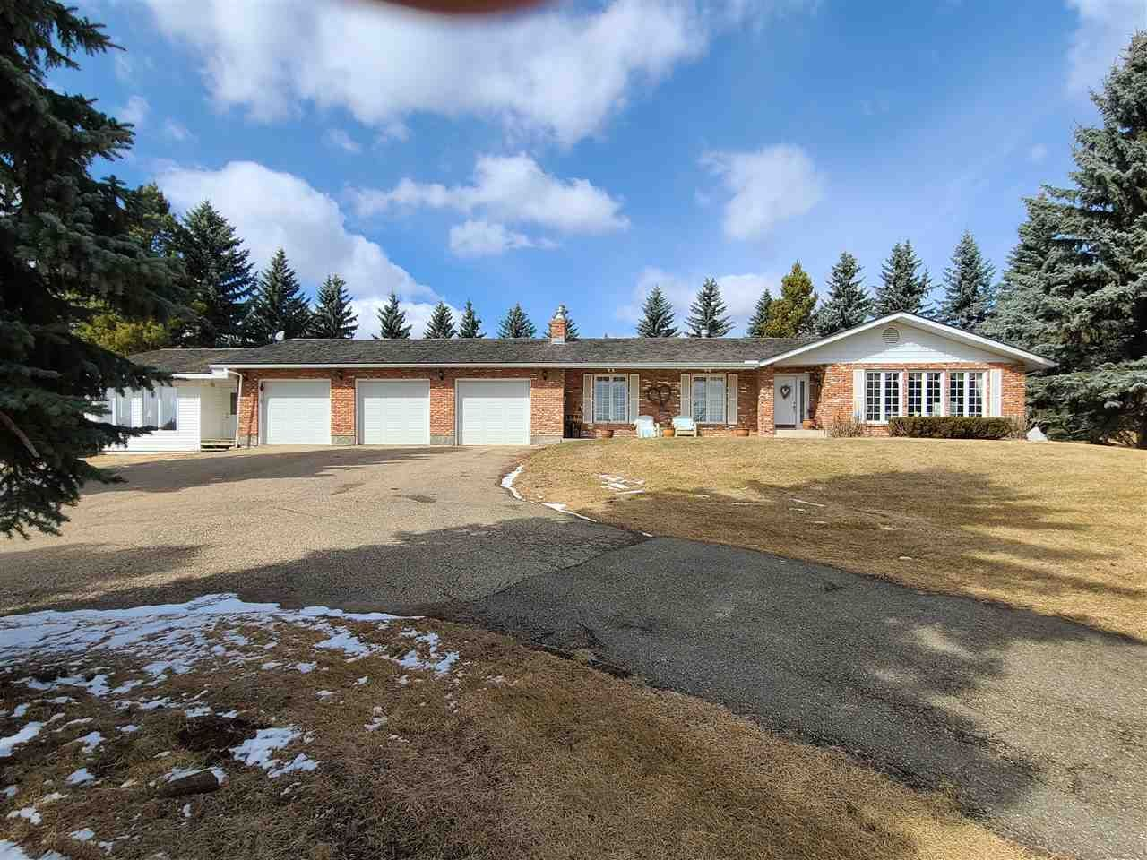 Main Photo: 6 53420 RGE RD 274: Rural Parkland County House for sale : MLS®# E4235414