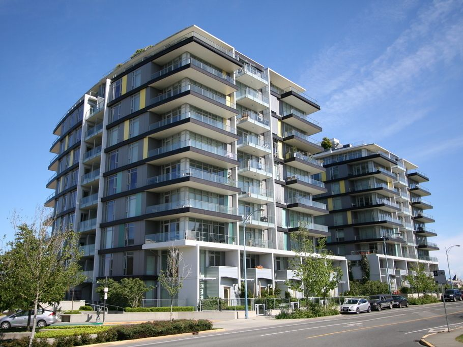 Main Photo: 409 379 Tyee Rd in VICTORIA: VW Victoria West Condo for sale (Victoria West)  : MLS®# 682873