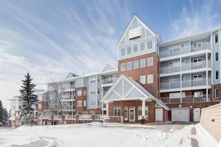 Photo 1: 3103 Hawksbrow Point NW in Calgary: Hawkwood Apartment for sale : MLS®# A1067894
