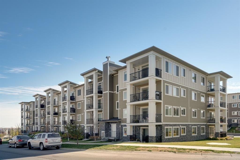 Main Photo: 4104 450 Sage Valley Drive NW in Calgary: Sage Hill Apartment for sale : MLS®# A1151937