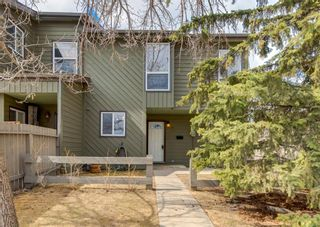 Main Photo: 11 420 Grier Avenue in Calgary: Greenview Row/Townhouse for sale : MLS®# A1092638