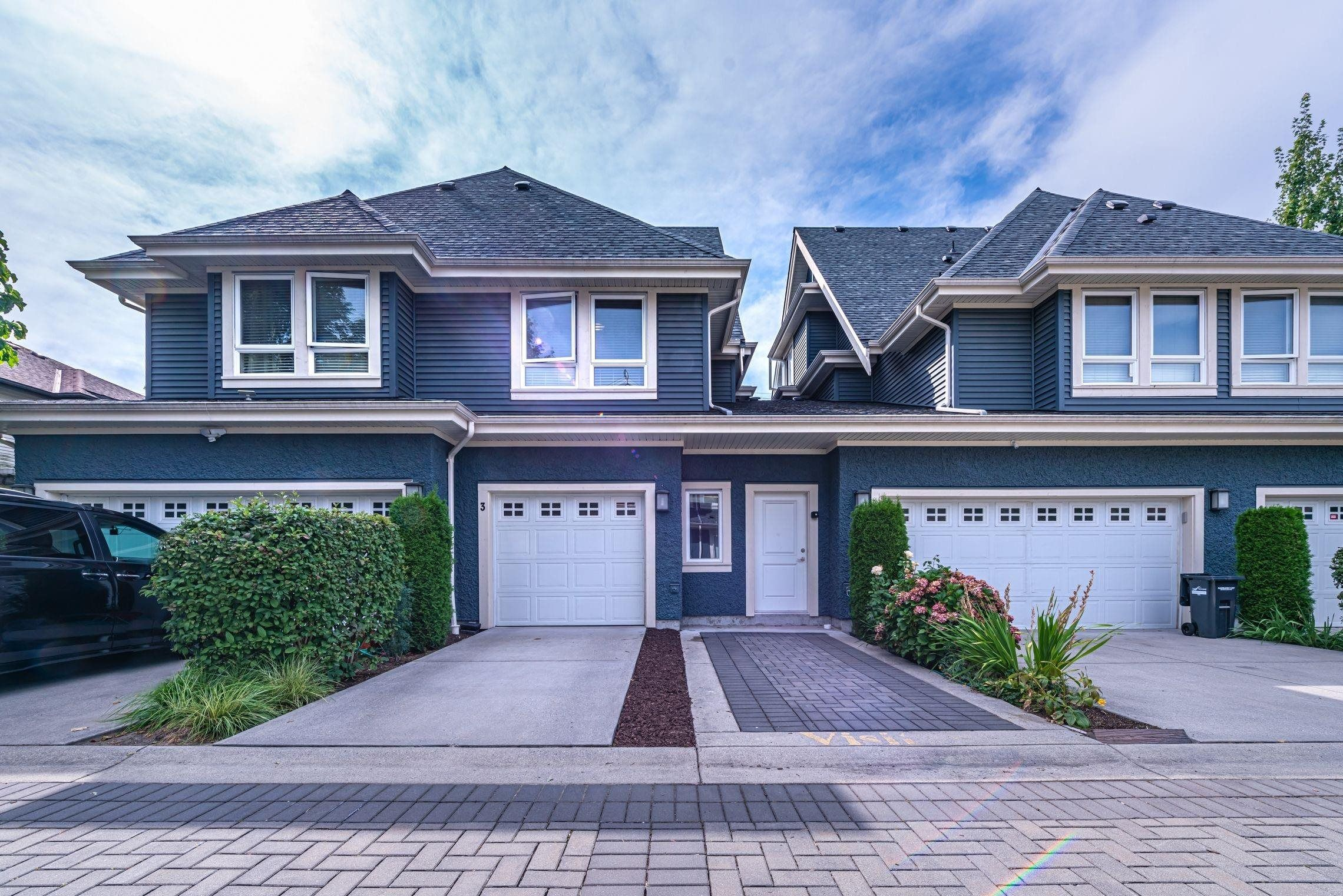 """Main Photo: 3 8000 BOWCOCK Road in Richmond: Garden City Townhouse for sale in """"Cavatina"""" : MLS®# R2615716"""