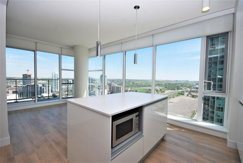 Open Floor Plan. Amazing Views facing west, north and east.