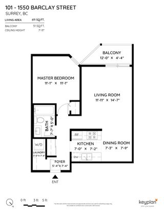 """Photo 40: 101 1550 BARCLAY Street in Vancouver: West End VW Condo for sale in """"THE BARCLAY"""" (Vancouver West)  : MLS®# R2570274"""