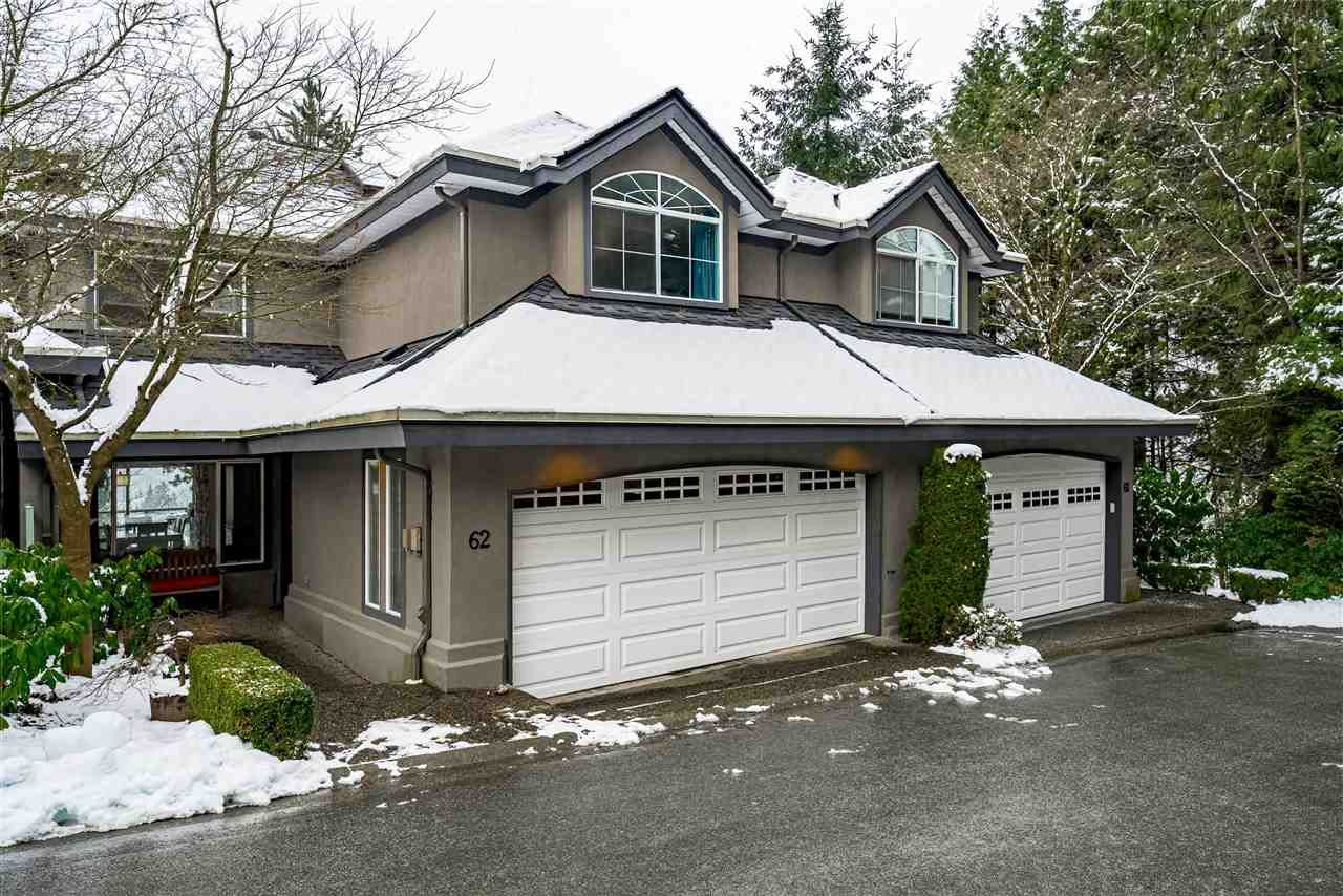 "Main Photo: 62 2990 PANORAMA Drive in Coquitlam: Westwood Plateau Townhouse for sale in ""WESTBROOK VILLAGE"" : MLS®# R2540121"