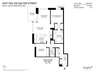 Photo 49: 1104 210 Salter Street in New Westminster: Queensborough Condo for sale