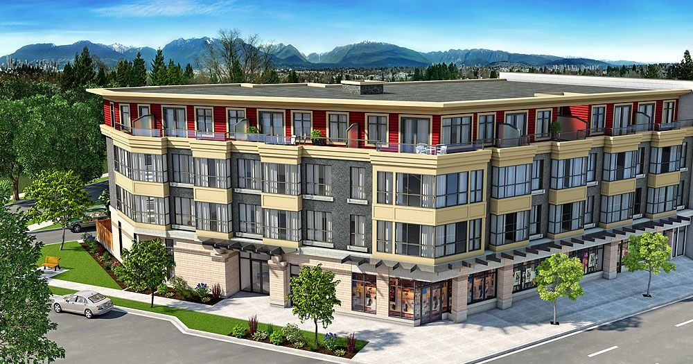 "Main Photo: 207 3688 Inverness Street in Vancouver: Condo for sale in ""Charm"""